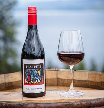 Hainle Winery 2020 Cabernet Franc