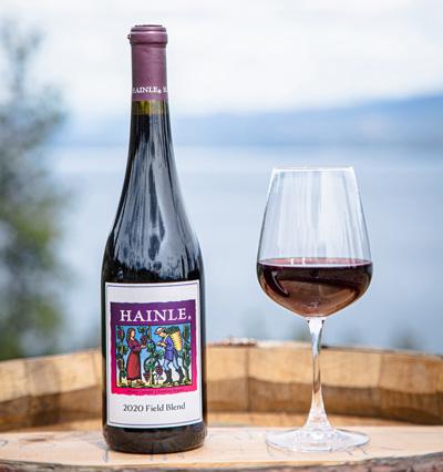 Hainle Winery 2020 Field Blend